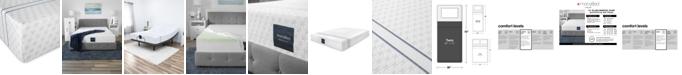 "MacyBed 10"" Plush Memory Foam Mattress , Quick Ship, Mattress in a Box - Twin"