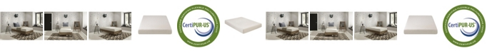 EveryRoom Aurora Full Memoir 10 Inch Memory Foam Mattress