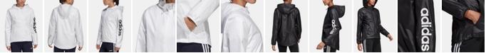 adidas Linear Logo Windbreaker