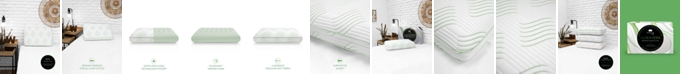 SensorGel Aloe Vera Memory Foam Pillow with Built-In iCOOL Technology System, Created for Macy's