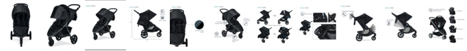 Britax B-Free Stroller, Cool Flow Collection