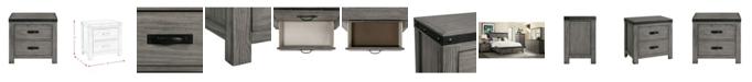Picket House Furnishings Montauk 2-Drawer Nightstand