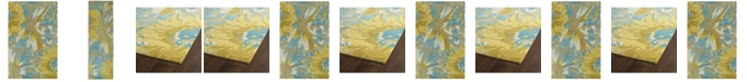 Kaleen Brushstrokes BRS06-05 Gold Area Rug Collection
