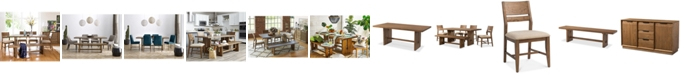 Furniture Athena Dining Furniture Collection, Created for Macy's