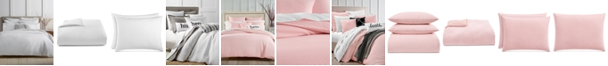 Charter Club Diamond Dot Cotton 300-Thread Count 2-Pc. Twin Duvet Cover Set, Created for Macy's