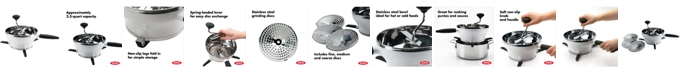 OXO Stainless Steel Food Mill