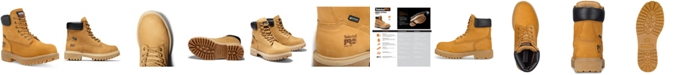 """Timberland 6"""" Direct Attach Safety Toe Water-resistant Work Boot"""