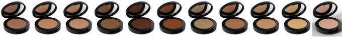 Ripar Cosmetics Ultimate Foundation Riparcover Cream - Travel Size