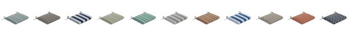 "Sunproof By Weatherproof Outdoor Seat Pad, 20"" x 18"""