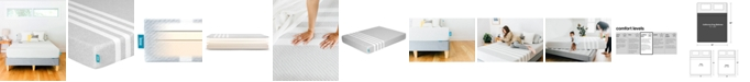 "Leesa 10"" Foam Mattress- California King, Mattress in a Box"