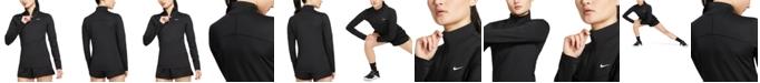 Nike Pro Half-Zip Running Top