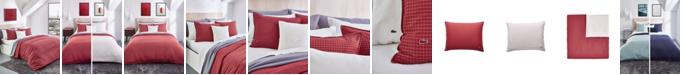 Lacoste Home Lacoste Cross Court Full/Queen Reversible Comforter Set