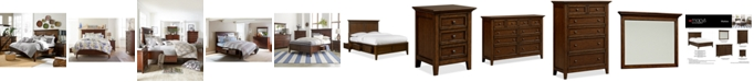 Furniture Matteo Storage Platform Bedroom Furniture Collection, Created for Macy's