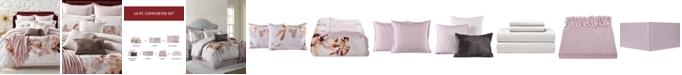 Sunham CLOSEOUT! Callie 14-Pc. King Comforter Set