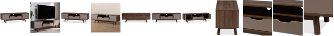 Furniture Britta TV Stand, Quick Ship