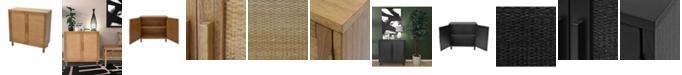 Hopper Studio Delancey Cabinet, Quick Ship