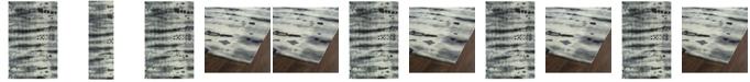 Kaleen Brushstrokes Gray Area Rug Collection