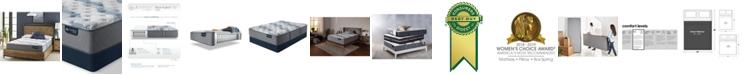 "Serta iComfort by Blue Fusion 100 12"" Hybrid Firm Mattress Set - Queen Split"