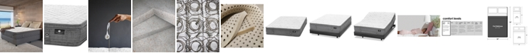 """Hotel Collection by Aireloom Handmade 13"""" Extra Firm Euro Top Mattress- Full, Created for Macy's"""