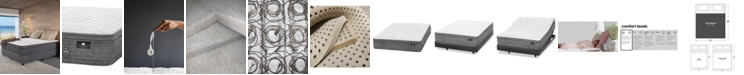 """Hotel Collection by Aireloom Handmade 13"""" Extra Firm Euro Top Mattress- King, Created for Macy's"""