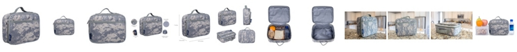Wildkin Digital Camo Lunch Box
