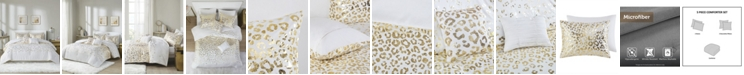 JLA Home Intelligent Design Lillie 5 Piece Full/Queen Comforter Set
