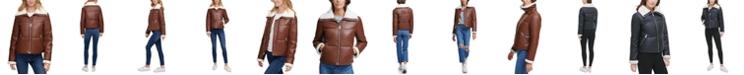 Levi's Women's Sherpa Lined Puffer Jacket