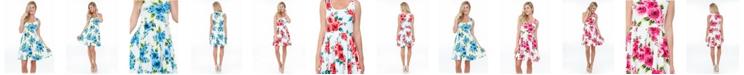 White Mark Women's Crystal Dress