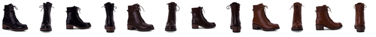 Wanted Oregon Lace-Up Ankle Bootie with Heel