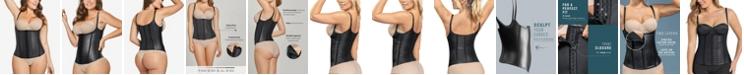 Leonisa Latex Waist Trainer Vest - Extra-Firm Compression