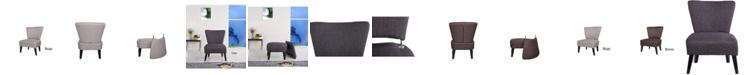 Us Pride Furniture Yvonne Slipper Chair