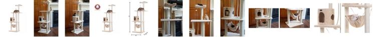 Armarkat Cat Furniture, Cat Condo House