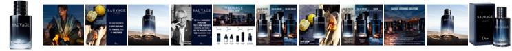 Dior Men's Sauvage Eau de Toilette Spray, 2 oz.