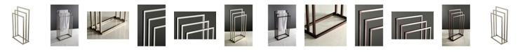 Kingston Brass 3-Tier Pedestal Towel Rack