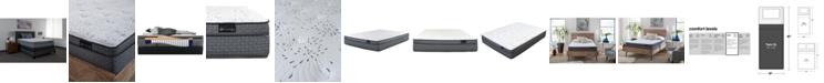 "King Koil Luxury Cadence 14.5"" Plush Euro Top Mattress- Twin XL"