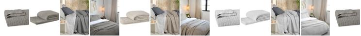 Jennifer Adams Home Jennifer Adams Torrey California King Blanket/Coverlet