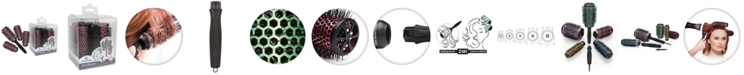 Olivia Garden Multi Brush MBKP46 with Handle, 5 Piece Kit