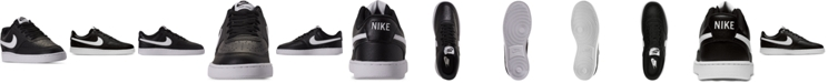 Nike Men's NikeCourt Vision Low Casual Sneakers from Finish Line