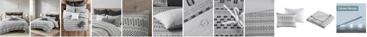 INK+IVY Rhea 3 Piece Duvet Cover Mini Set, Full/Queen