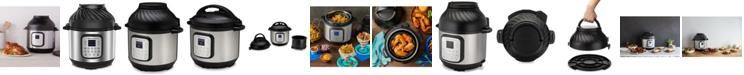 Instant Pot Duo Crisp 6-Qt. Pressure Cooker & Air Fryer