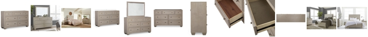 Furniture Kelly Ripa Kendall 7 Drawer Dresser, Created for Macy's