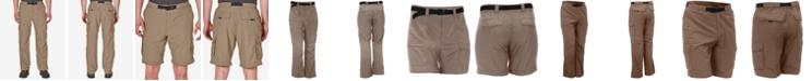 Eastern Mountain Sports EMS Men's Camp Cargo Zip-Off Pants from Eastern Mountain Sports