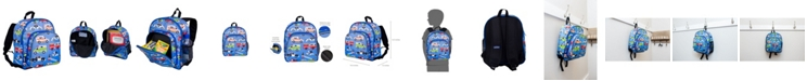 """Wildkin Heroes 12"""" Backpack"""
