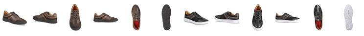 Sandro Moscoloni Men's Suede Sneaker