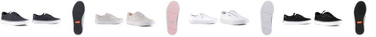 Lugz Women's Flip Canvas Low Top Fashion Sneaker