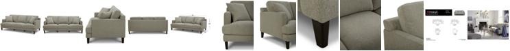 "Furniture Lexah 78"" Fabric Sofa, Created for Macy's"