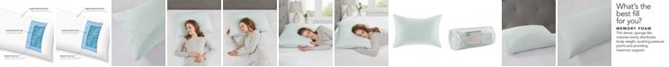 JLA Home Sleep Philosophy Bamboo King Shredded Memory Foam Pillow