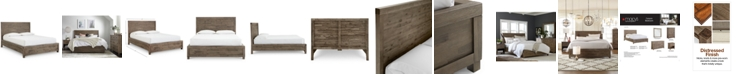 Furniture Canyon Full Platform Bed, Created for Macy's