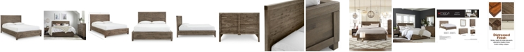 Furniture Canyon California King Platform Bed, Created for Macy's