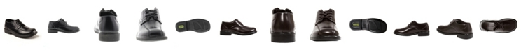 DEER STAGS Little and Big Boys Gabe Lace-Up Dress Comfort Shoe